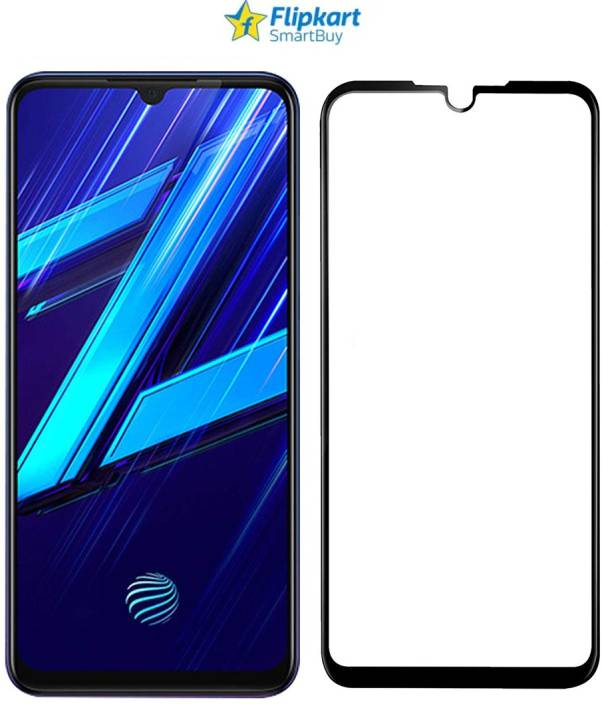 Flipkart Smartbuy Edge To Edge Tempered Glass for Vivo Z1x