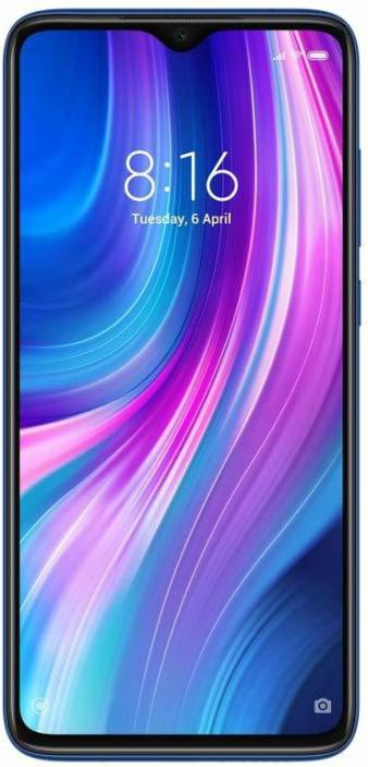 Redmi Note 8 Pro (Electric Blue, 64 GB)