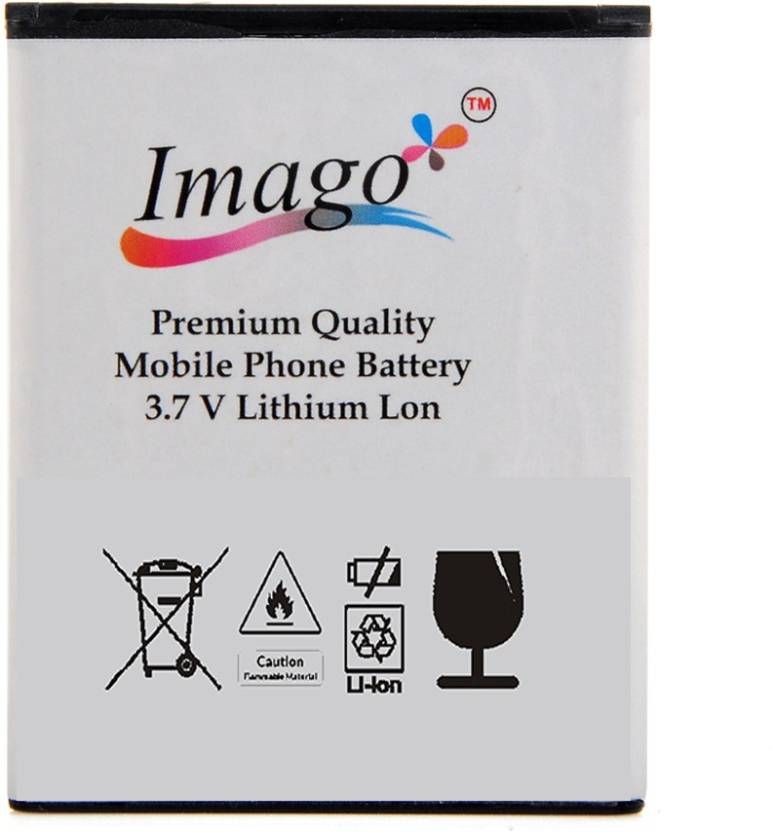 Imago Mobile Battery For Lenovo Bl 228  Black