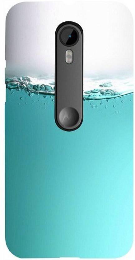 Casotec Back Cover for Motorola Moto G Turbo Edition Multicolor
