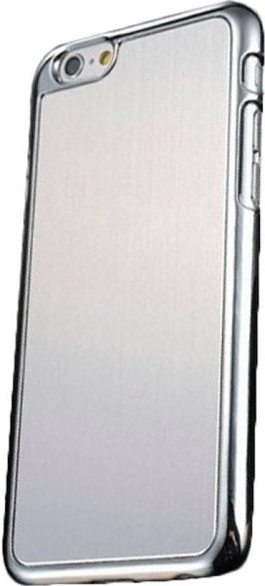 Excelsior Back Cover for Apple iPhone 6 Plus Silver