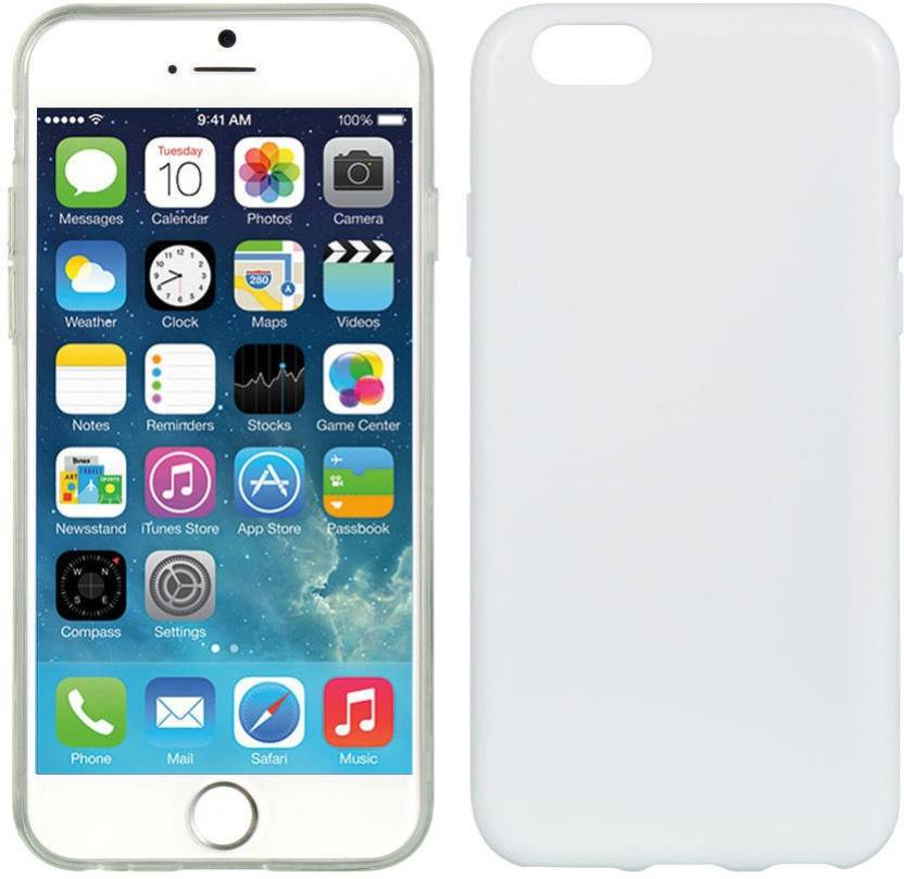 Mobile Mart Back Cover for Apple iPhone 7 Matte, Silicon