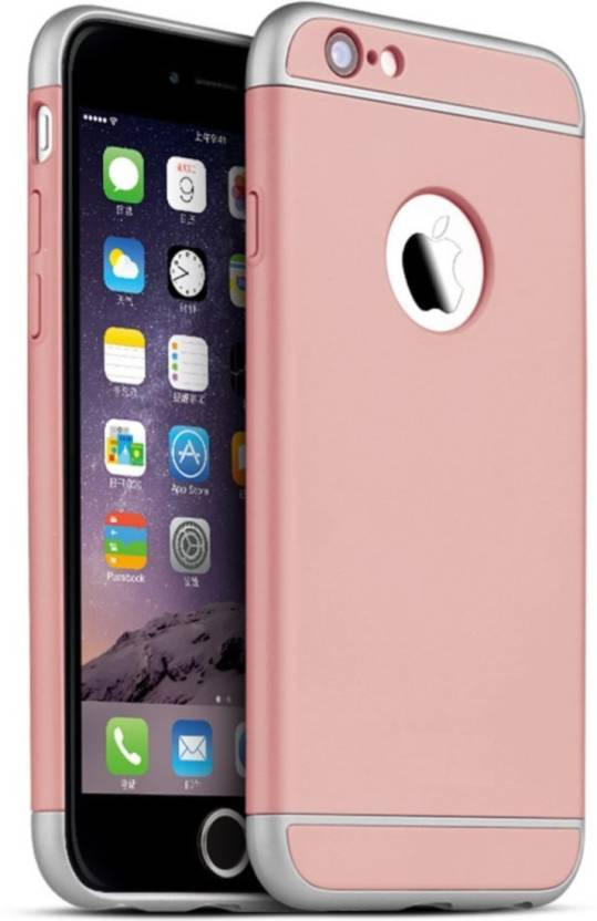 GadgetM Back Cover for Apple iPhone 5s Rose Gold