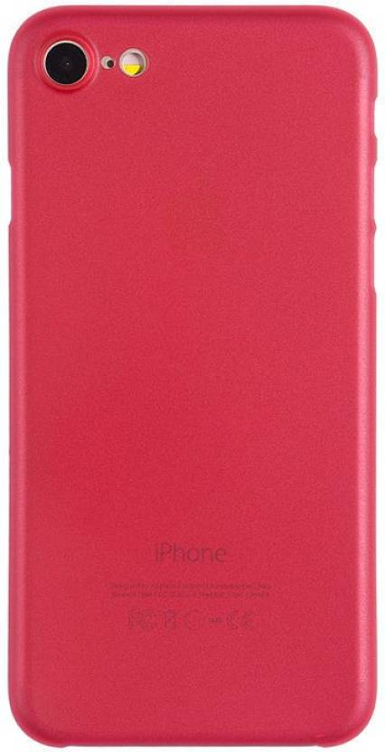 IMC Deals Back Cover for Apple iPhone 7 Red Frosted