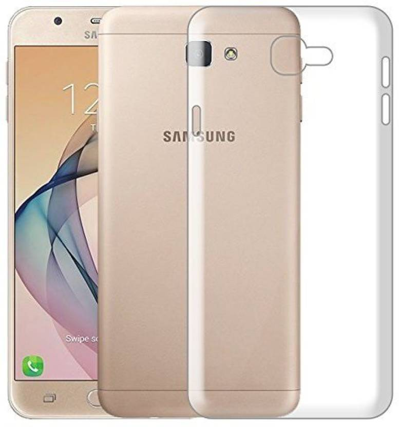 Wellpoint Back Cover for Samsung Galaxy J5 Prime Transparent