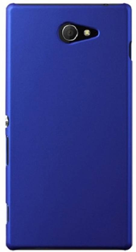 Spicesun Back Cover for Sony Xperia M2 Dual D2302 Blue