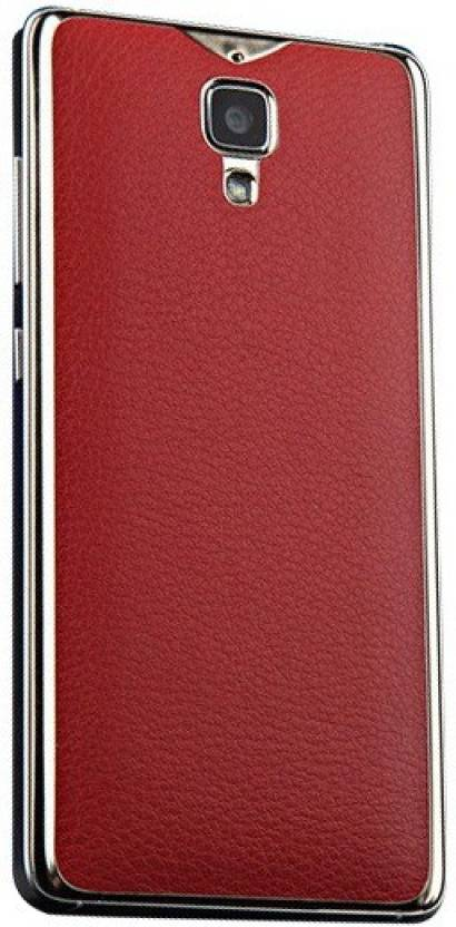 Excelsior Back Replacement Cover for Mi Mi 4 Red
