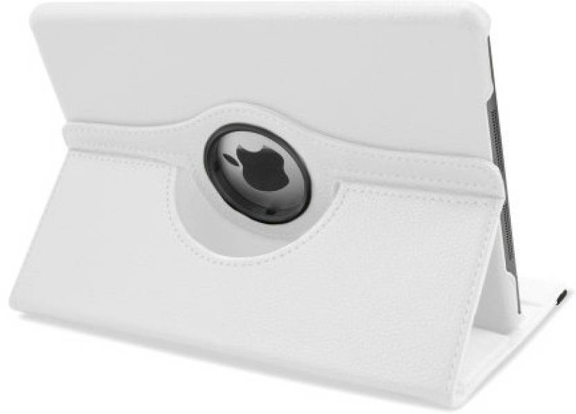 Kolorfish Book Cover for Apple iPad Air 2, Model A1566 A1567 White