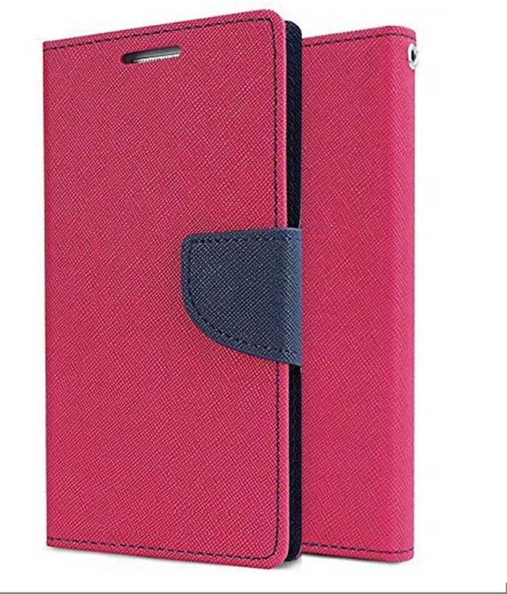 Stern   Lowe Flip Cover for Motorola Moto G  3rd Generation  Pink