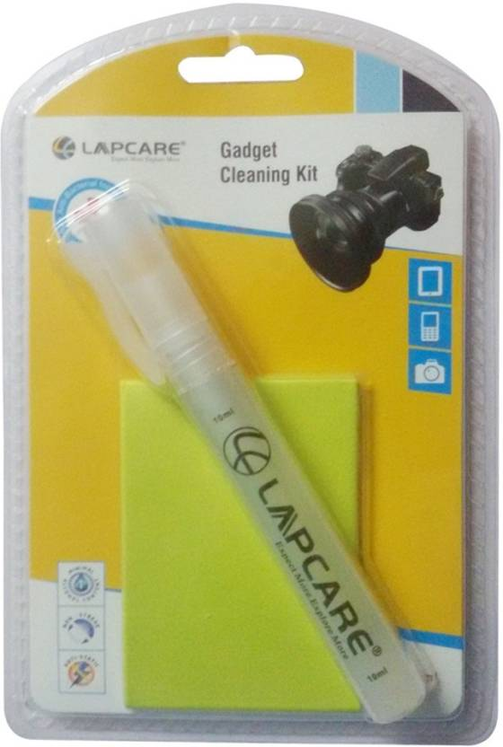 Lapcare 3 in 1 gadgets Cleaning kit for Computers