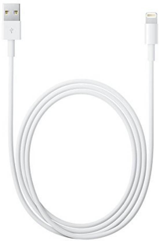 ShutterBugs Charging/Data Cable for Smartphones With Lightning Jack Lightning Cable Compatible with Apple Smartphone with Lightning cable support, Ass