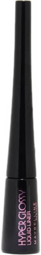 Maybelline Hyper Glossy Liquid Liner 3 gm Black
