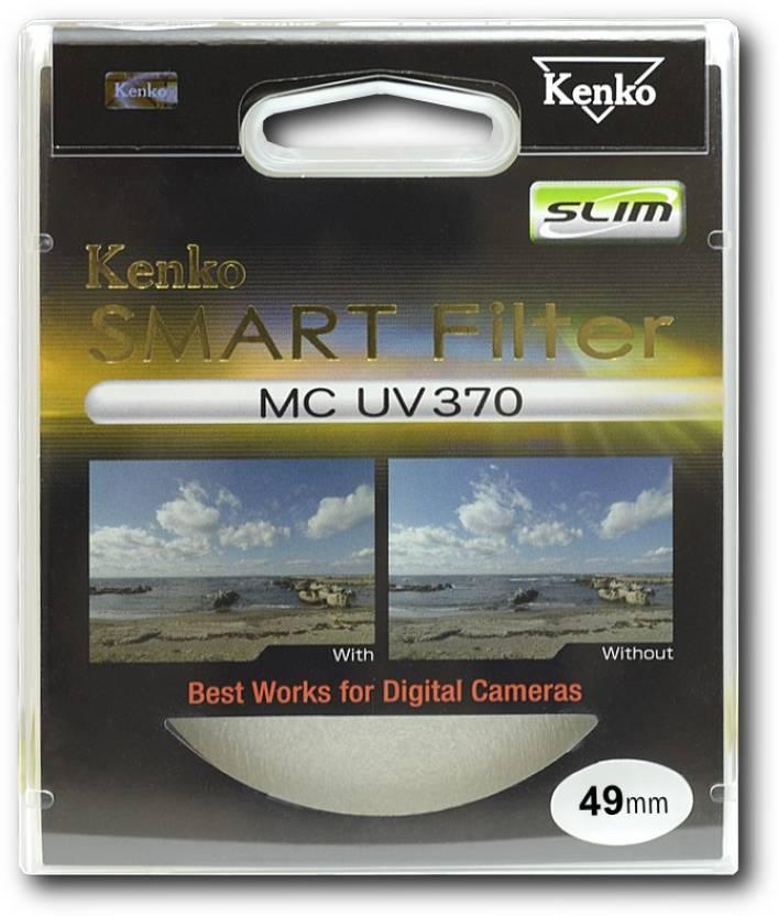 Kenko Smart 370 Slim UV Filter 49 mm