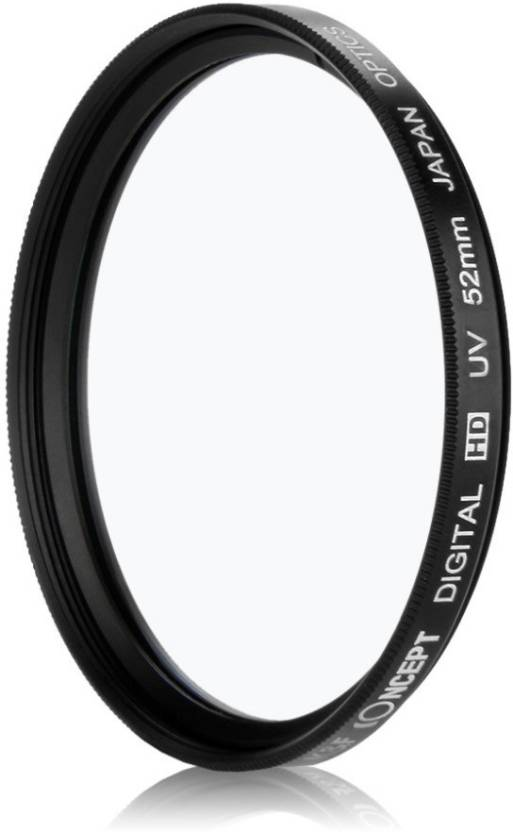 Axcess K F 52mm Professional HD Lens Protector MC  UV Filter 52 mm