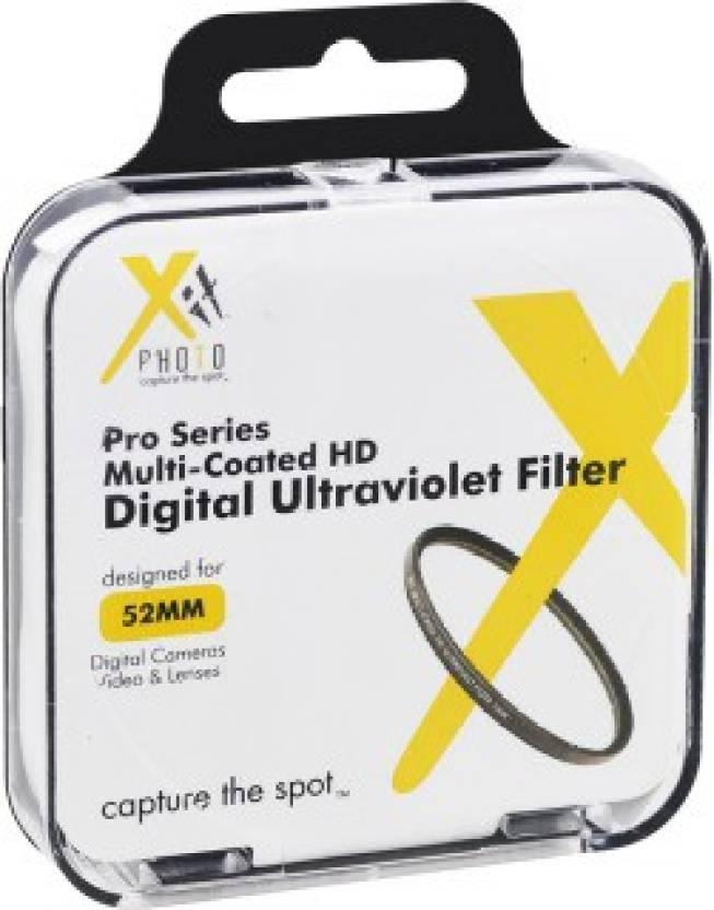 VJValueRetail XT52UV UV Filter 52 mm