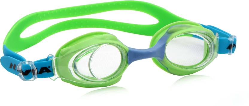Nivia Shark Junior Swimming Goggles