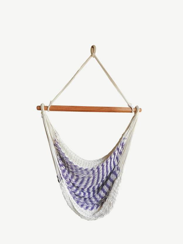 Royallyrelax Mexwing Cotton Swing Purple, White