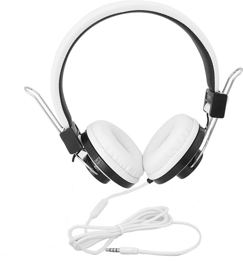 Inext IN 918 HP Wht Headphone White, Over the Ear