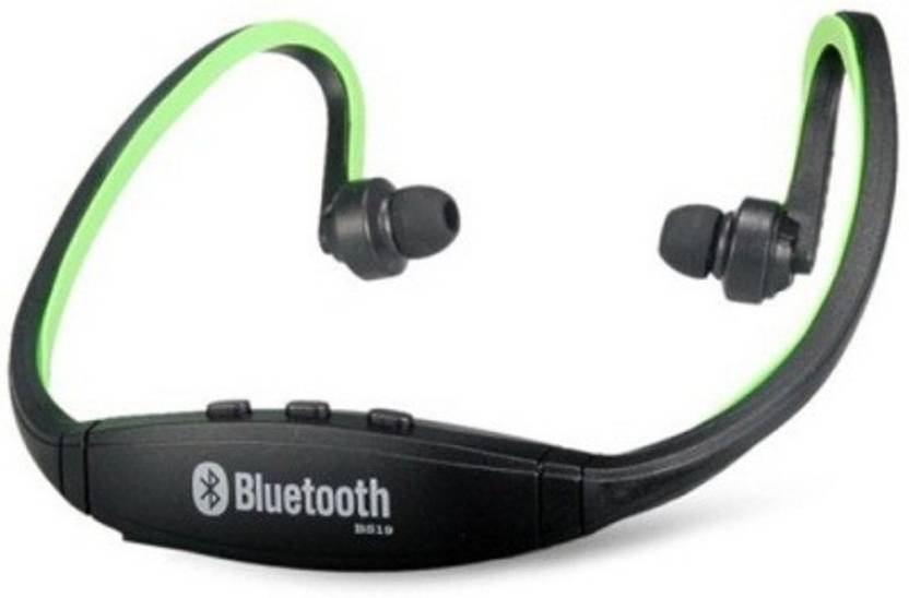 GOGLE SOURCING BS19c Bluetooth Headset with Mic