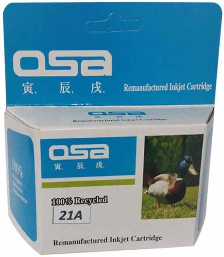 osa inkjet Single Color Ink Cartridge Black