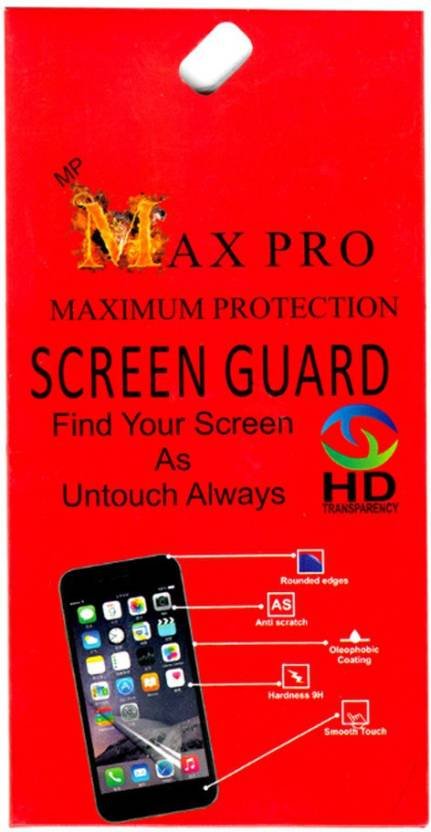 Maxpro Screen Guard for Matte Screen Guard Micromax Canvas Tab P480 Pack of 1