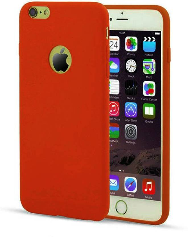 GadgetM Back Cover for Apple iPhone 7 Plus Red