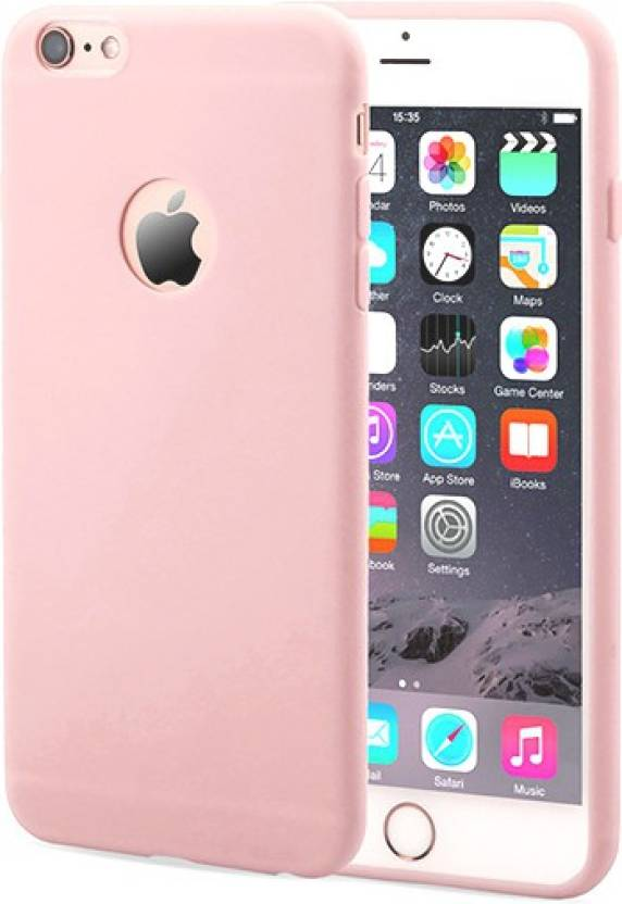 GadgetM Back Cover for Apple iPhone 7 Plus Light Pink
