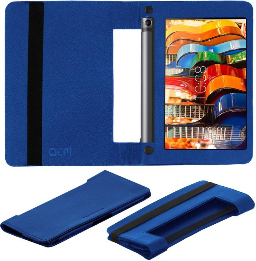 ACM Book Cover for Lenovo Yoga Tab 3 8 inch Blue