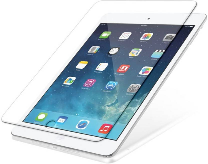 S Softline Tempered Glass Guard for Apple iPad Air Pack of 1