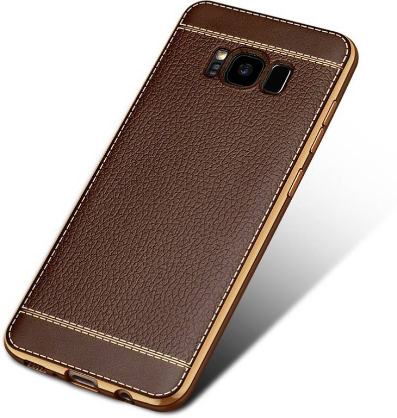 Excelsior Back Cover for Samsung Galaxy S8 Plus Coffee