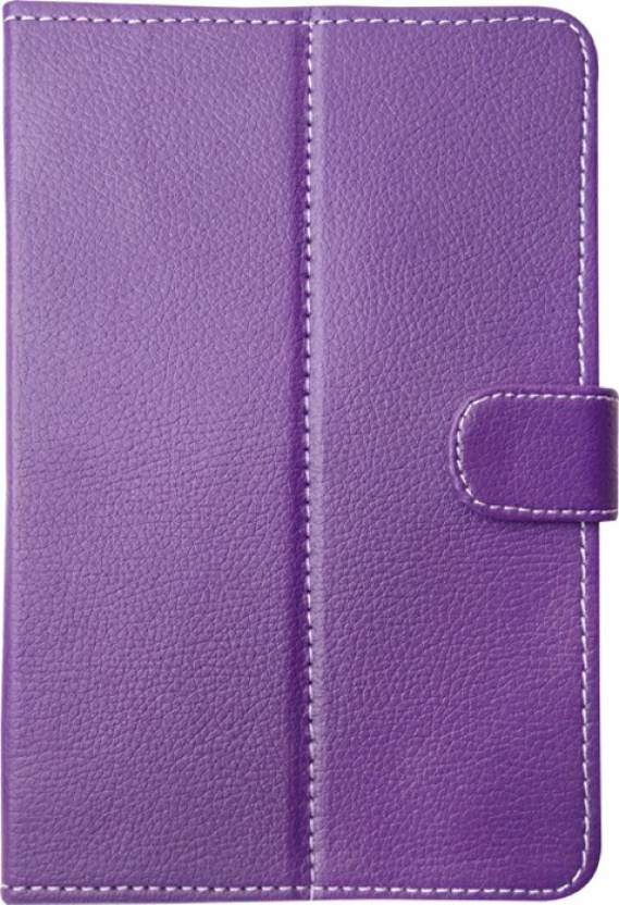 Fastway Book Cover for Micromax Funbook P365 Purple