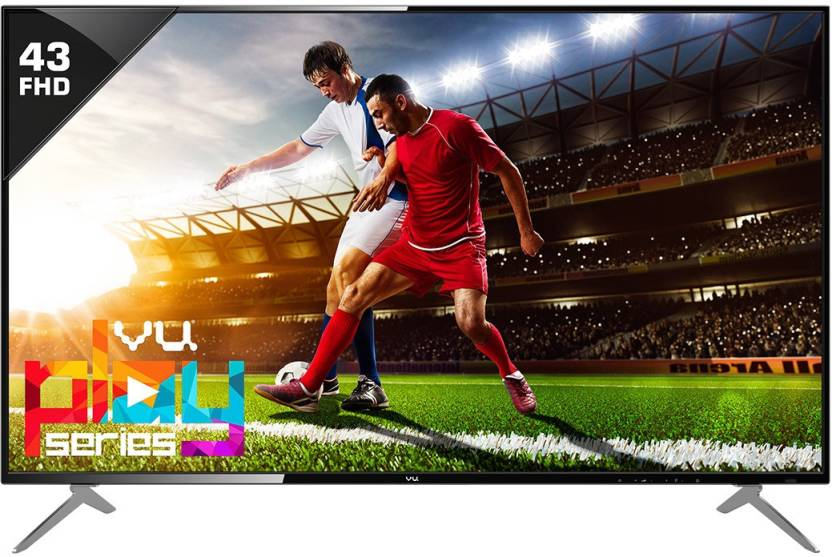Vu 109cm  43 inch  Full HD LED TV   43D6545  Vu Televisions
