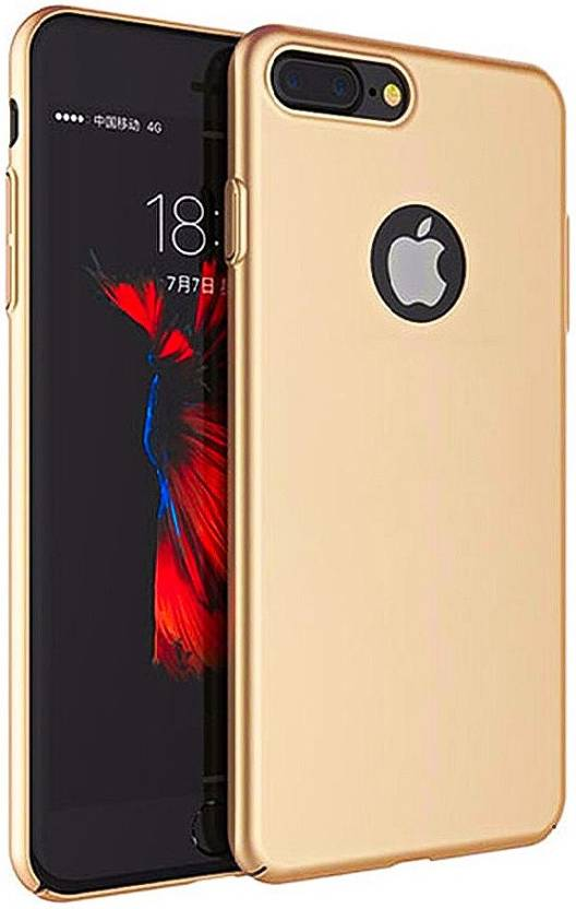 SPL Back Cover for Apple iPhone 7 Plus Golden