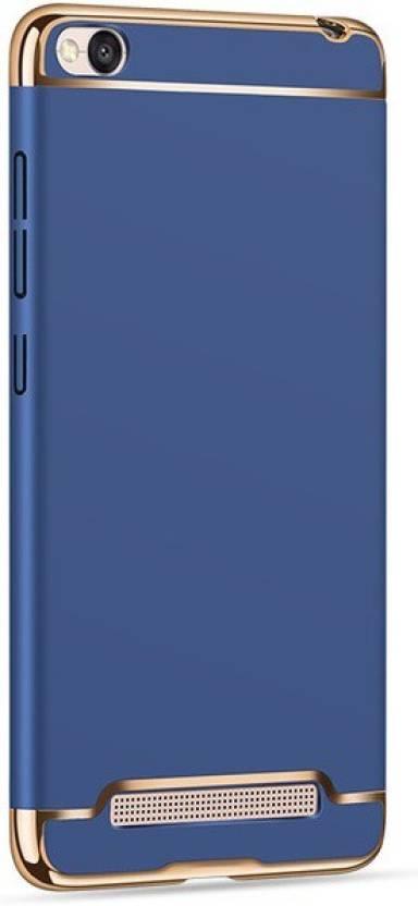 SPL Back Cover for Mi Redmi 4A Blue, Shock Proof