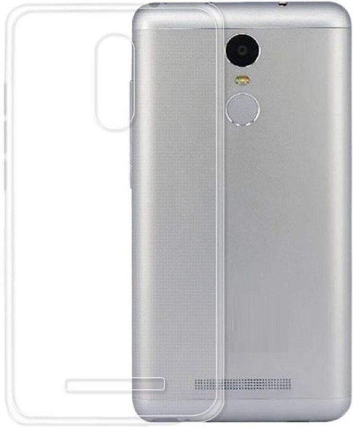 ZEDAK Back Cover for Mi Redmi 5A Transparent