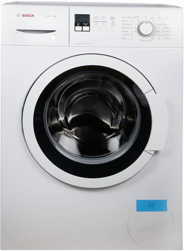 Bosch 6.5 kg Fully Automatic Front Load Washing Machine with In built Heater WAK20165IN