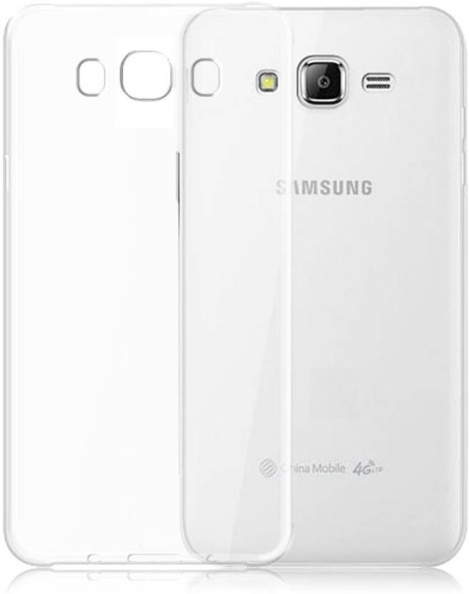 Noise Back Cover for SAMSUNG Galaxy On8 Transparent