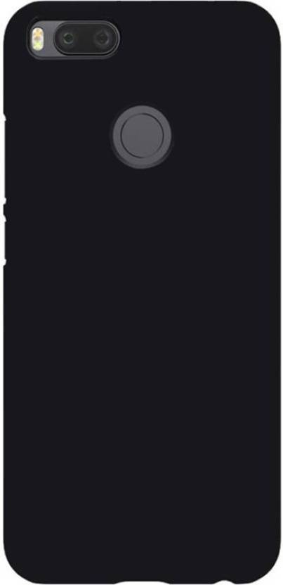 Micvir Back Cover for Mi A1 Black