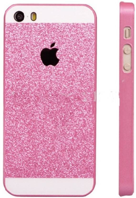 YouAndMeHub Back Cover for Apple iPhone 6s Glitter Pink