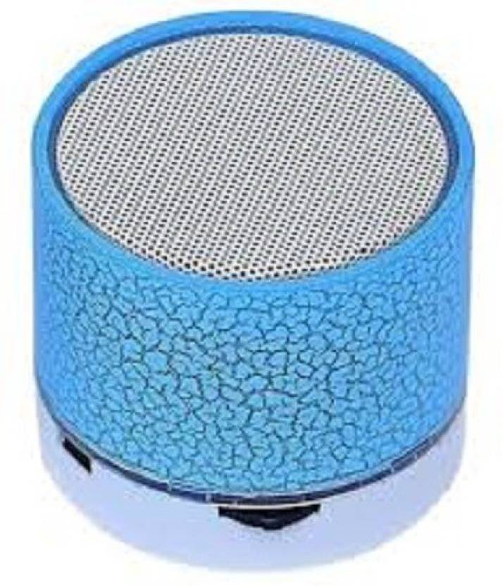 Piqancy S 10 Portable Bluetooth Mobile/Tablet Speaker  Multicolor, 2.1 Channel  3 W Bluetooth Speaker