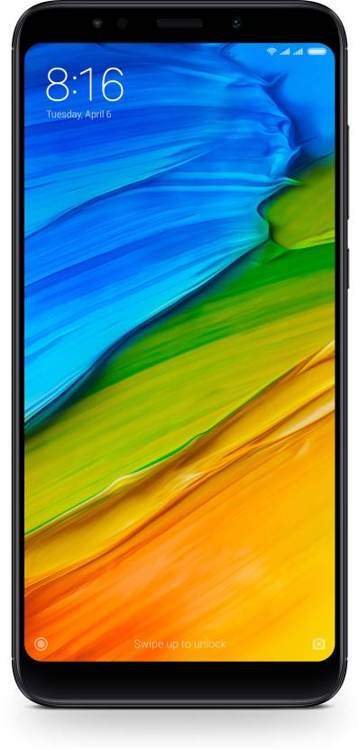 Redmi Note 5  Black, 64   GB  4   GB RAM