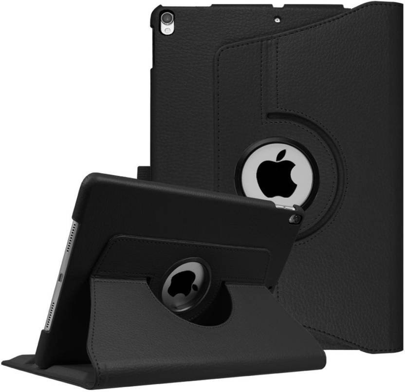 Rosaline Book Cover for Apple iPad Pro 10.5 inch Black