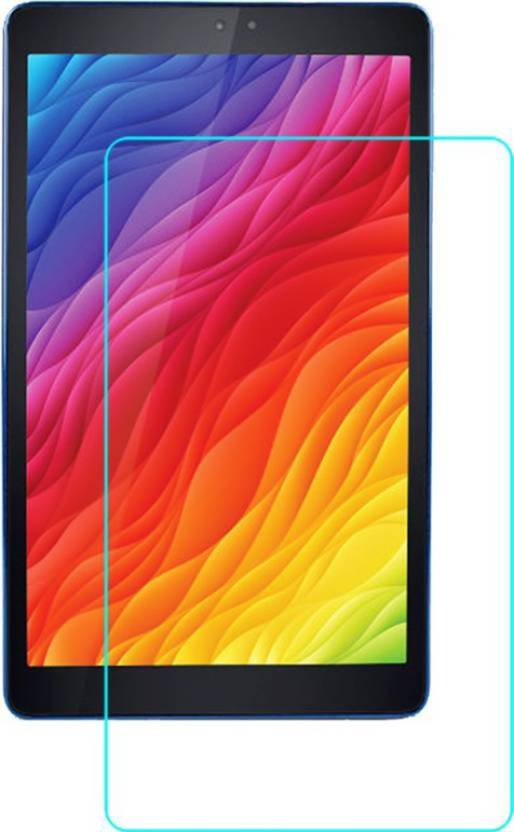 Fastway Tempered Glass Guard for iBall Slide Q27 4G 10.1 inch