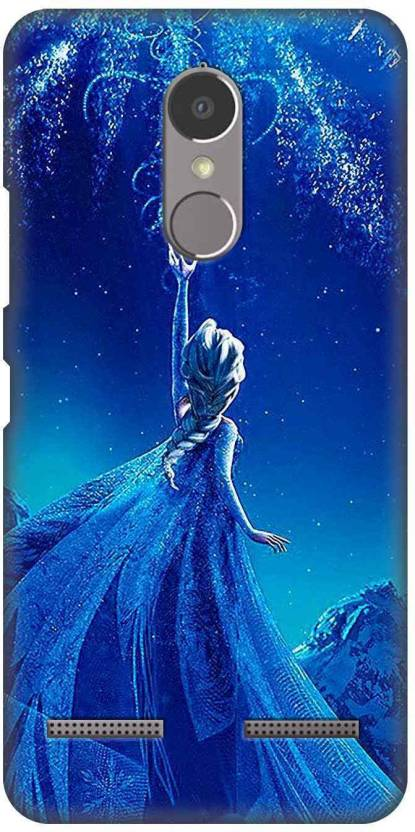 Zapcase Back Cover for Lenovo K6 Power Multicolor