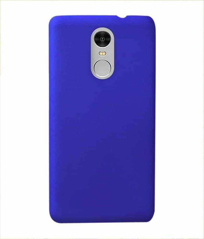 COVERNEW Back Cover for Mi Redmi Note 4 Royal Blue