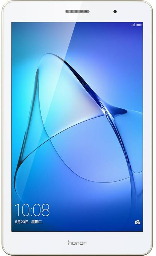 Honor MediaPad T3 16  GB 8 inch with Wi Fi+4G Tablet  Luxurious Gold
