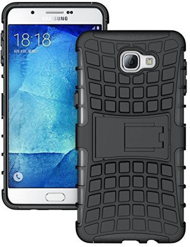 MOBCART Back Cover for Samsung Galaxy On Next Black