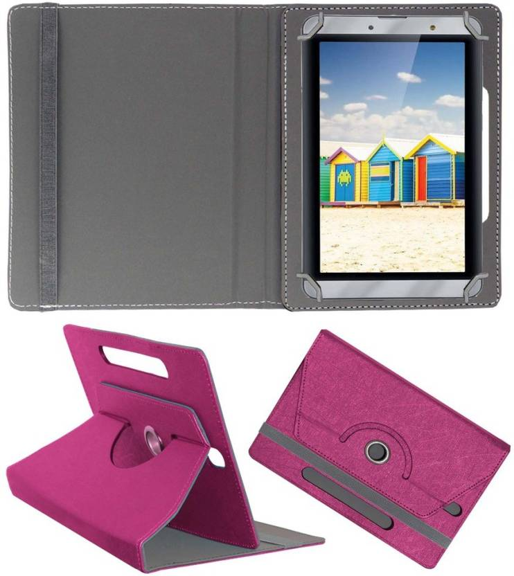 ACM Book Cover for Iball Gorgeo 4gl Dark Pink