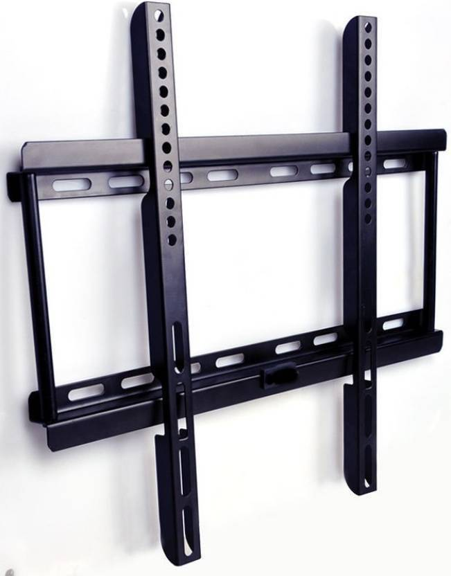 AlexVyan 1 Pcs New 26 55 inch Heavy TV Wall Mount for LCD/ LED/ Plasma  GERMAN CERTIFIED  Suitable for all types of tv Fixed TV Mount