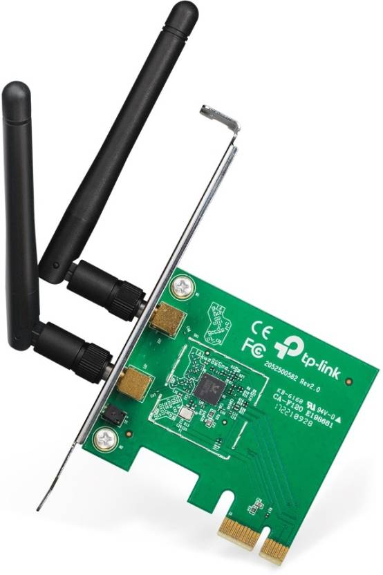 TP Link Wireless N PCI Express Adapter/TL WN881ND Network Interface Card